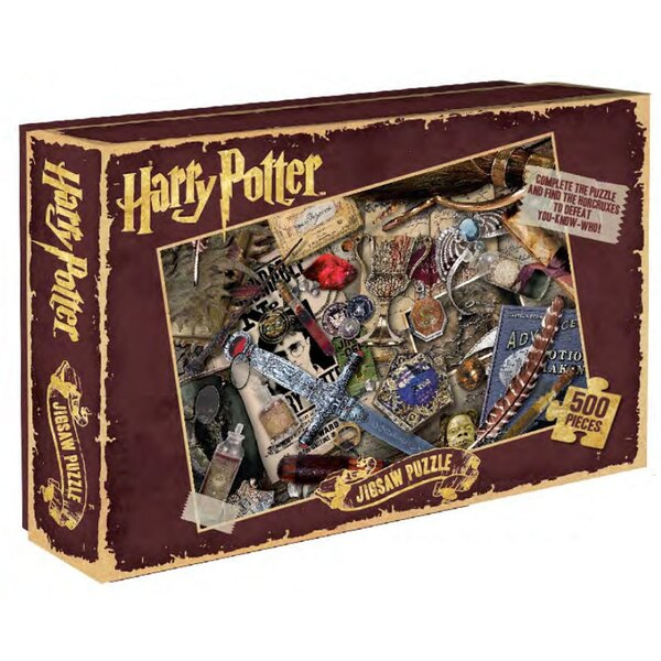 Harry Potter Puzzle Horcruxes Puzzle 500 pièces