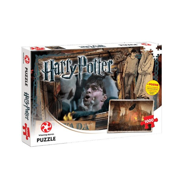 Harry Potter Puzzle Avada Kedavra Puzzle 1000 pièces