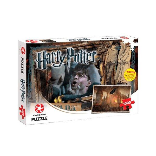 Harry Potter Puzzle Avada Kedavra Puzzle 1000 pièces