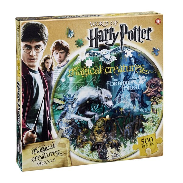 Harry Potter Puzzle Magical Creatures Puzzle 500 pièces