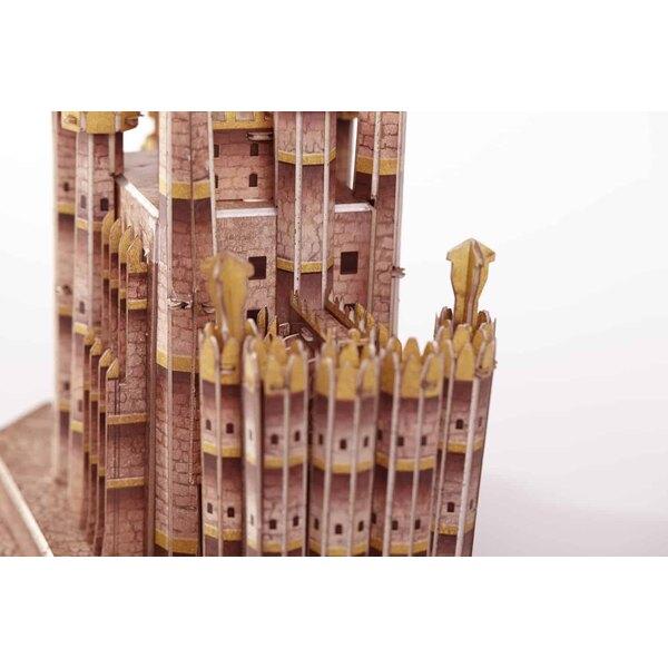 Le Trône de fer puzzle 3D Westeros (260 pièces) Puzzle 3d 260 pièces