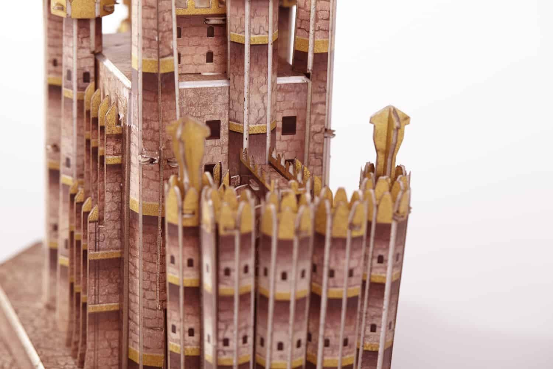 Puzzle 3d - Le Trône de fer puzzle 3D Westeros (260 pièces) Puzzle 3d