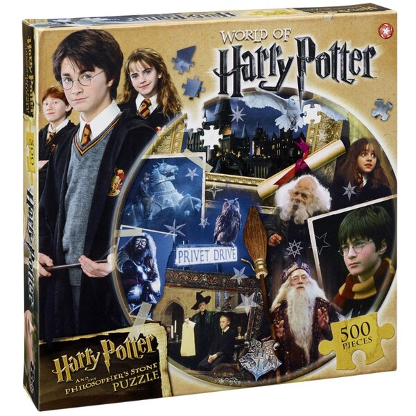 Harry Potter Puzzle Philisophers Stone Puzzle 500 pièces