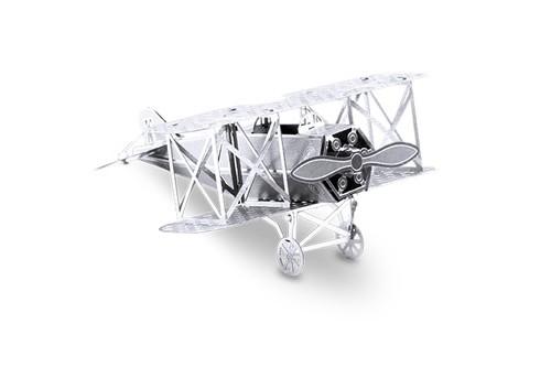 Maquette d'avion - Aviation: FOKKER D-VII --Metal Earth