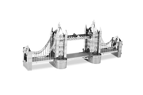 Maquette de bâtiment - Architecture: LONDON TOWER BRIDGE --Metal Earth
