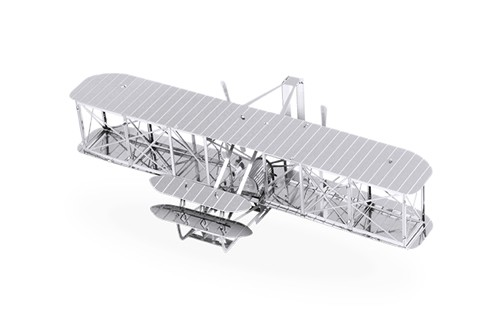 Maquette d'avion - Aviation: WRIGHT FLYER --Metal Earth