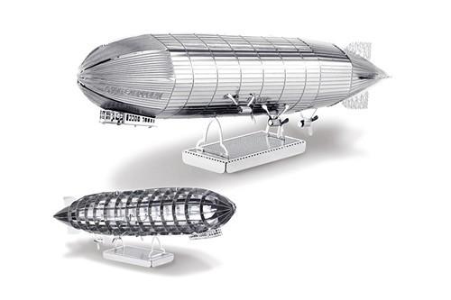 Maquette d'avion - Aviation: GRAF ZEPPELIN --Metal Earth