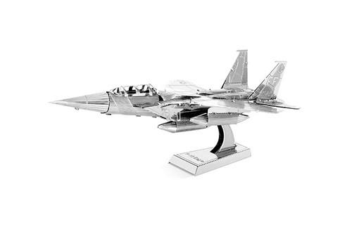 Maquette d'avion - Aviation: F-15 --Metal Earth