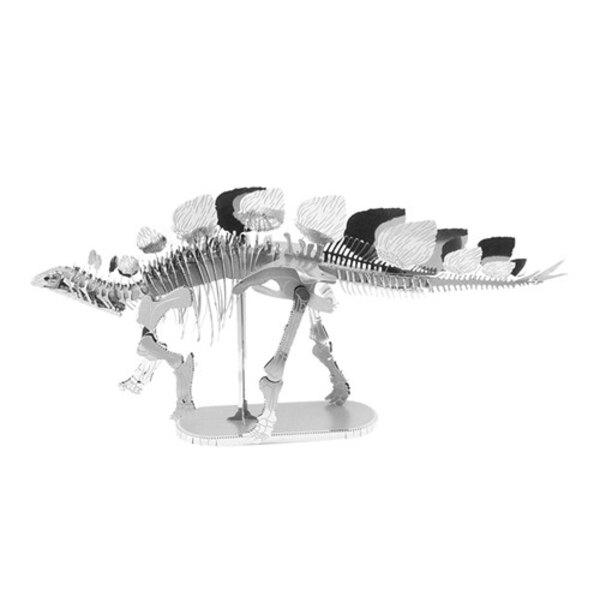 Dinosaures: STEGOSAURE SQUELETTE