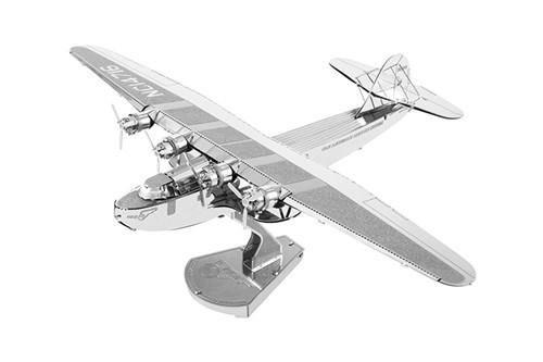 Maquette d'avion - Aviation: PAN AM CHINA CLIPPER --Metal Earth