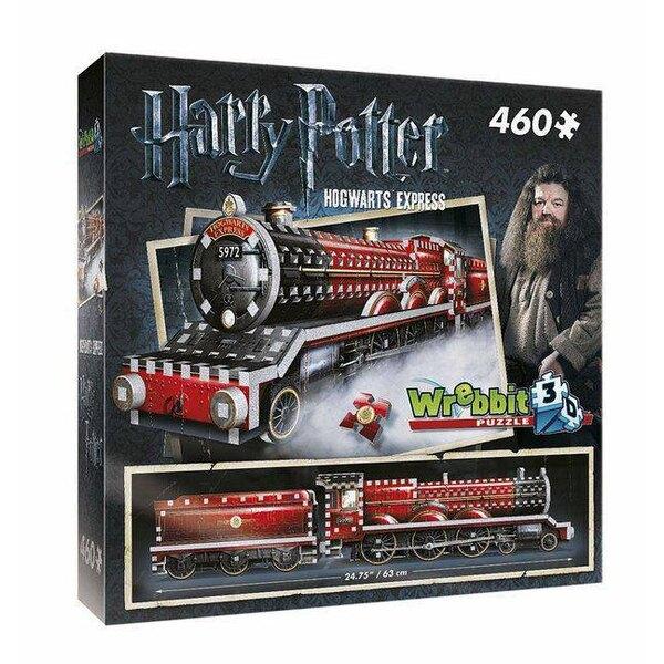 Harry Potter Puzzle 3D Hogwarts Express Puzzle 3d 460 pièces