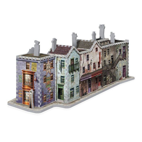 Harry Potter Puzzle 3D Diagon Alley Puzzle 3d 450 pièces