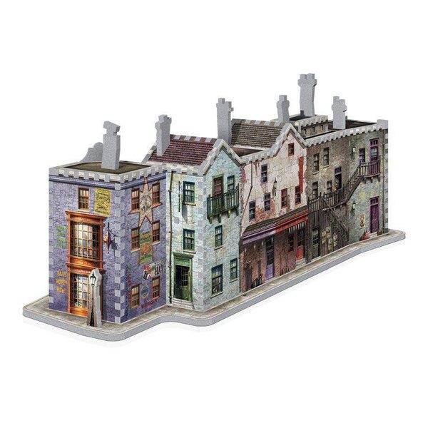Harry Potter Puzzle 3D Diagon Alley Puzzle 3d 450 pièces