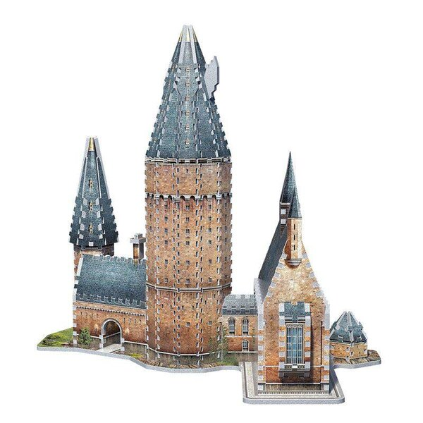 Harry Potter Puzzle 3D Great Hall Puzzle 3d 850 pièces