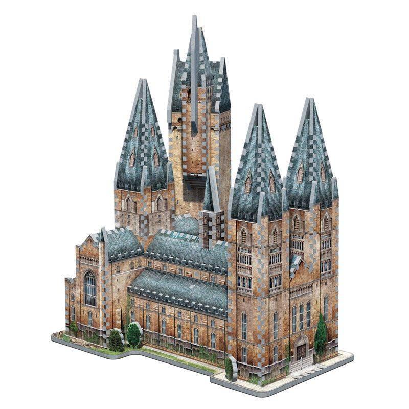 Puzzle 3d - Harry Potter Puzzle 3D Astronomy Tower Puzzle 3d 875 pièce