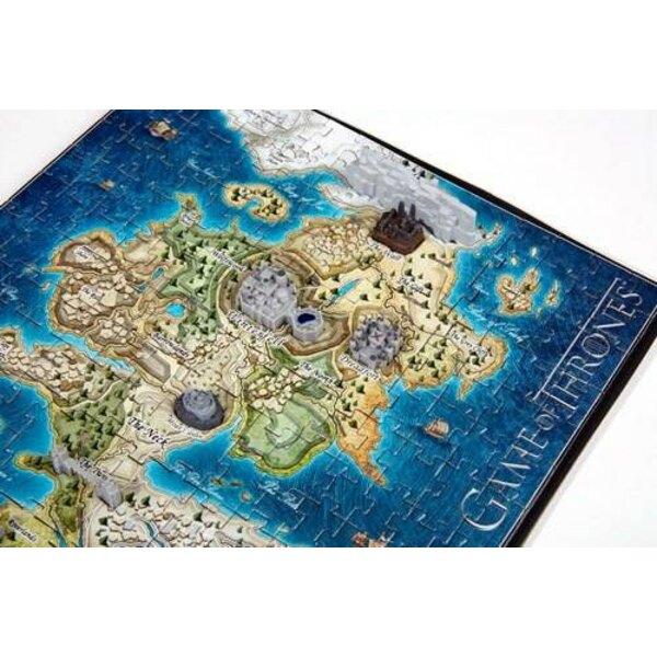 Le Trône de fer puzzle 3D Mini Westeros (340 pièces) Puzzle 3d 340 pièces