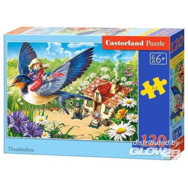 Poucette Puzzle 120 pièces
