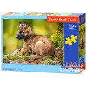 Puzzle Puppy in the Forest, puzzle 120 pièces Castorland B-13258-1