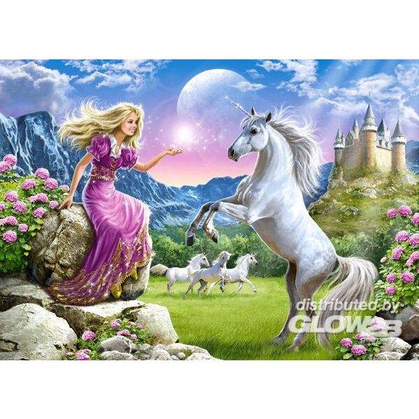 Mon Ami Licorne Puzzle 180 pièces