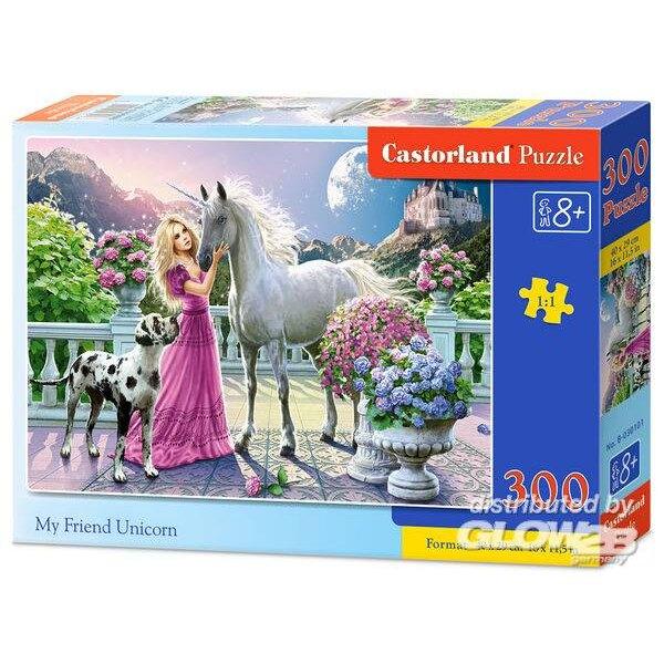 Mon Ami Licorne Puzzle 300 pièces