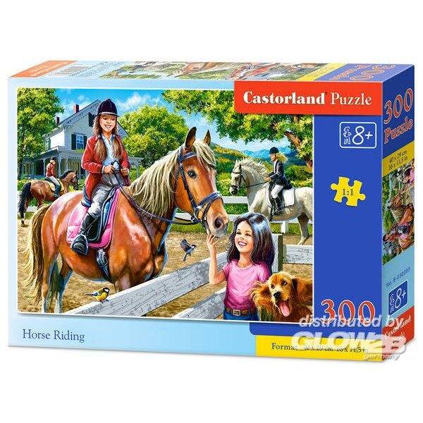 Équitation Puzzle 300 pièces