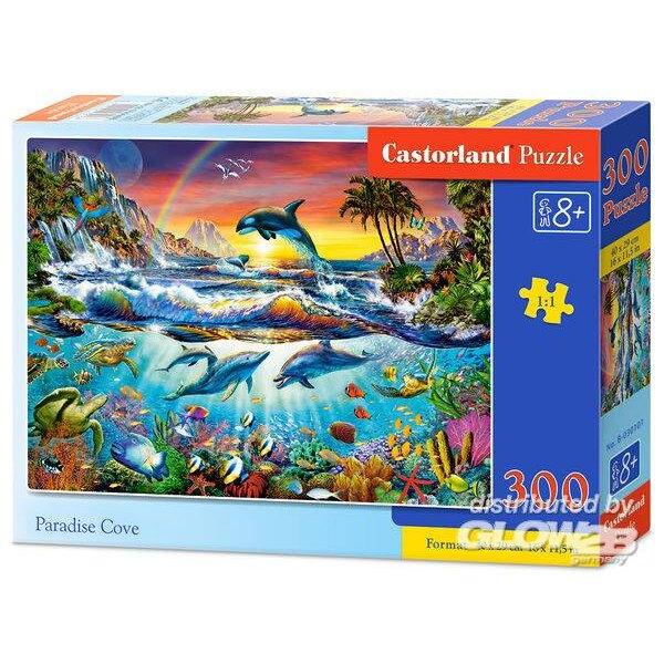 Paradise Cove Puzzle 300 pièces