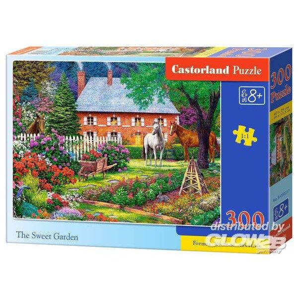 The Sweet Garden Puzzle 300 pièces