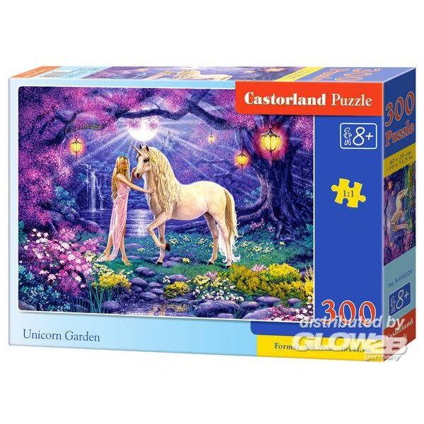Jardin de la licorne Puzzle 300 pièces