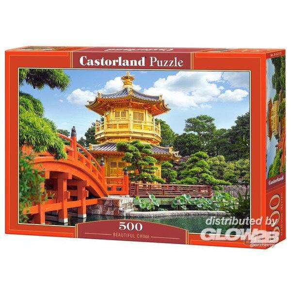 Belle Chine Puzzle 500 pièces