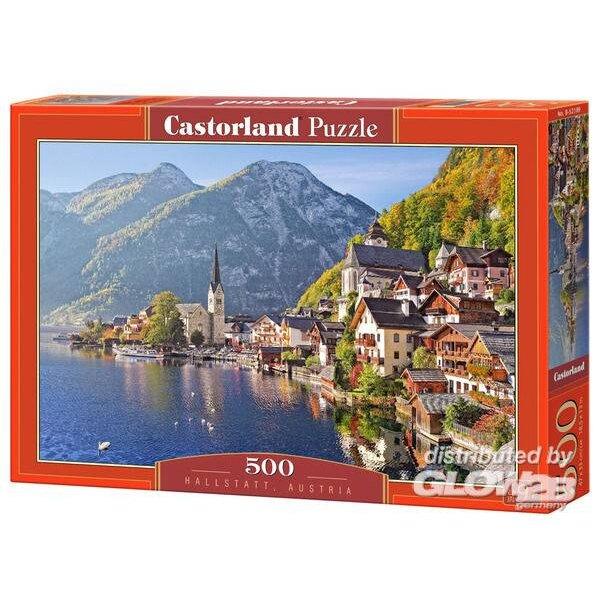 Hallstatt, Autriche Puzzle 500 pièces