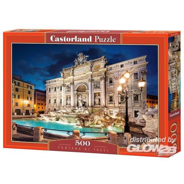 Fontana di Trevi Puzzle 500 pièces