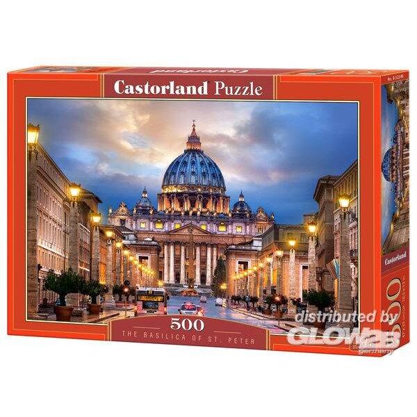La basilique de Saint-Pierre Puzzle 500 pièces
