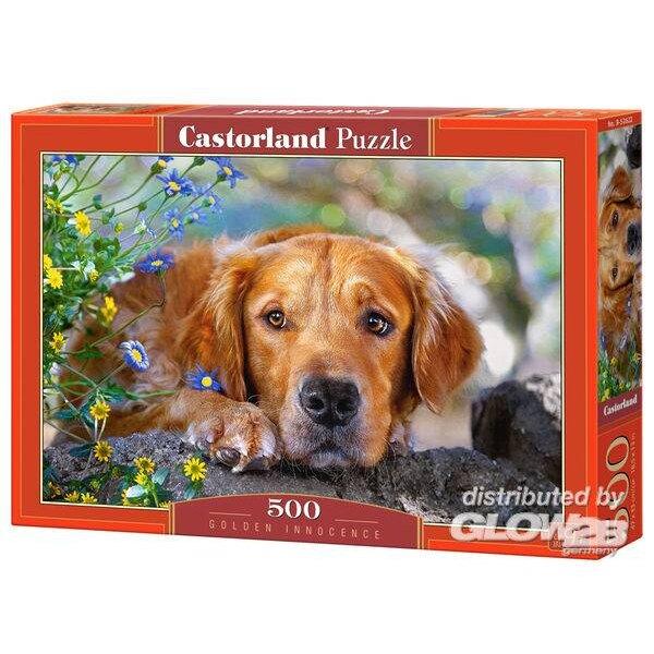 Innocence d'or Puzzle 500 pièces