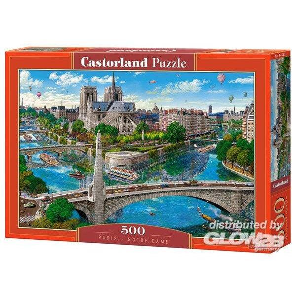 Paris - Notre Dame Puzzle 500 pièces