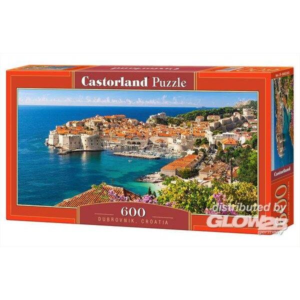 Dubrovnik, Croatie Puzzle 600 pièces