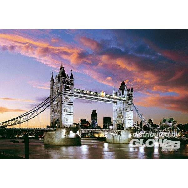 Tower Bridge, Londres, Angleterre Puzzle 1000 pièces