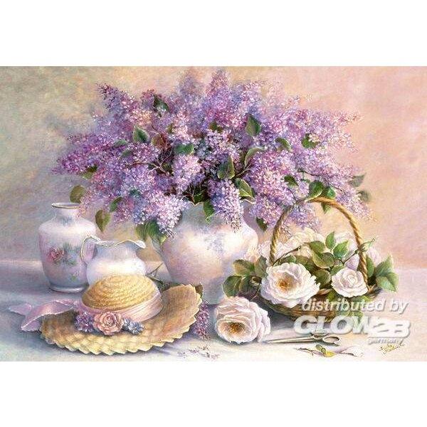 Journée des fleurs, Trisha Hardwick Puzzle 1000 pièces