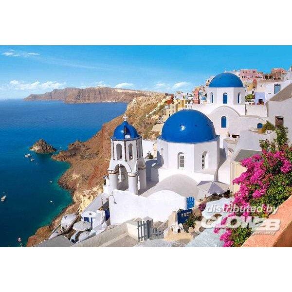 Santorin, Grèce Puzzle 1500 pièces
