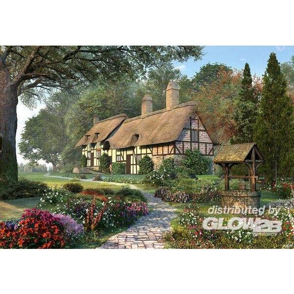 Cottage dans un endroit magique Puzzle 1500 pièces
