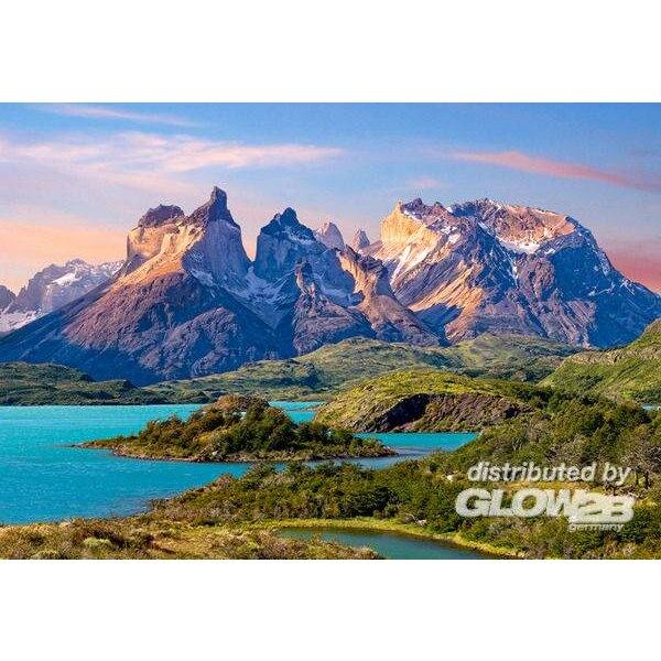 Torres del Paine, Patagonie, Chili Puzzle 1500 pièces