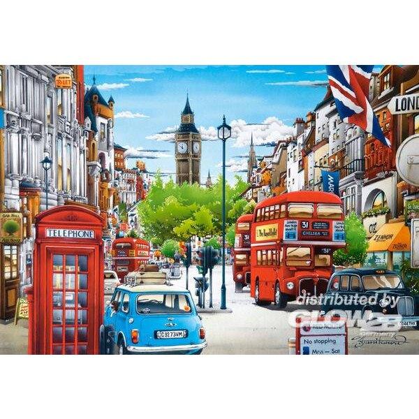 Londres Puzzle 1500 pièces