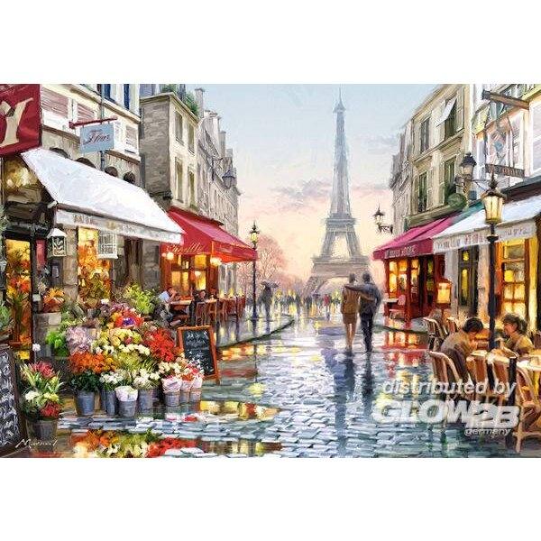 Fleuriste Puzzle 1500 pièces
