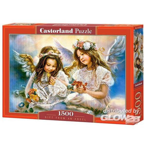 Cadeau d'un ange Puzzle 1500 pièces