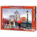 Puzzle Tower Bridge, Puzzle 1500 parties