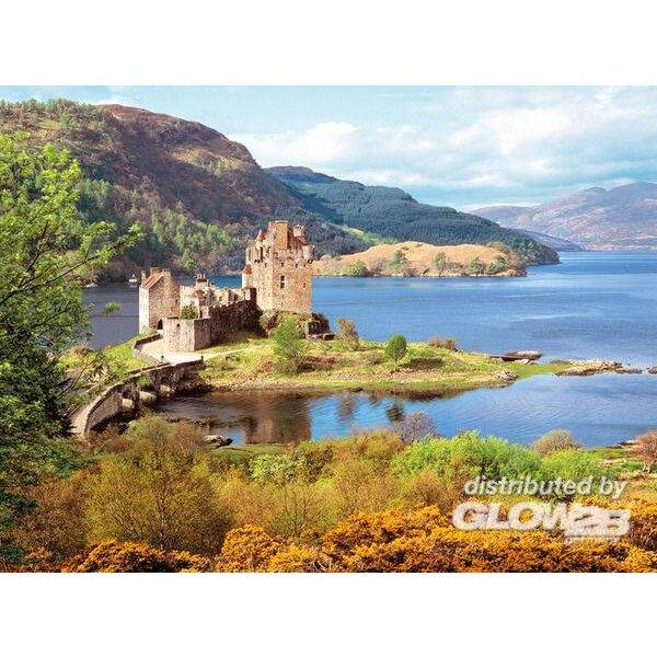 Eilean Donan Castle, Écosse Puzzle 2000 pièces