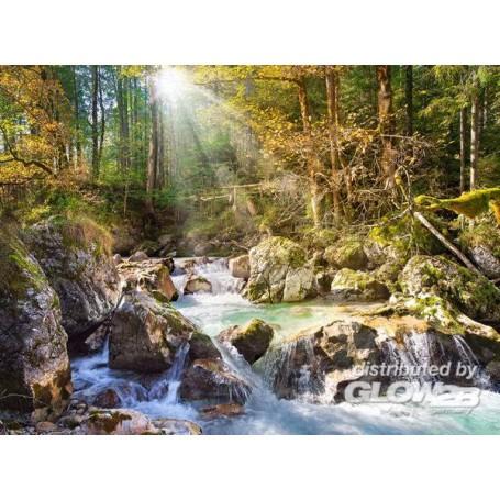 Le ruisseau de la forêt Puzzle 2000 pièces