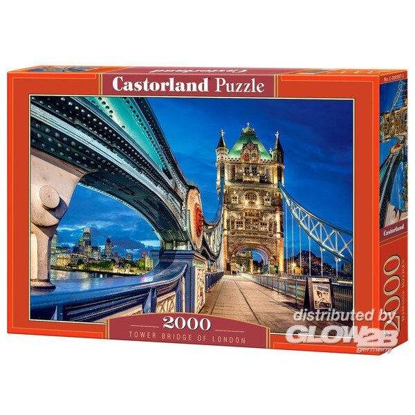 Tower Bridge de Londres Puzzle 2000 pièces