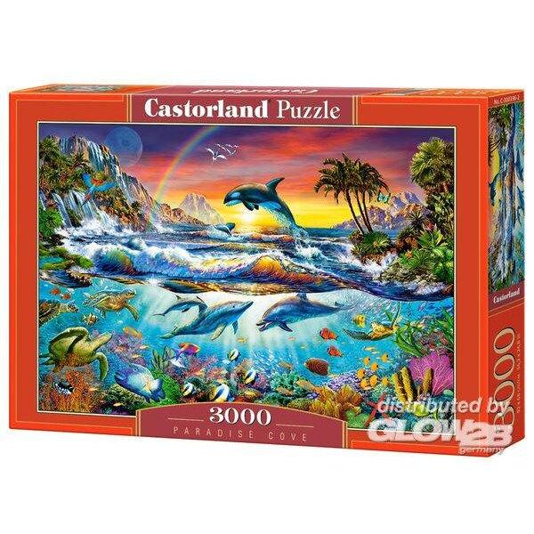 Paradise Cove Puzzle 3000 pièces