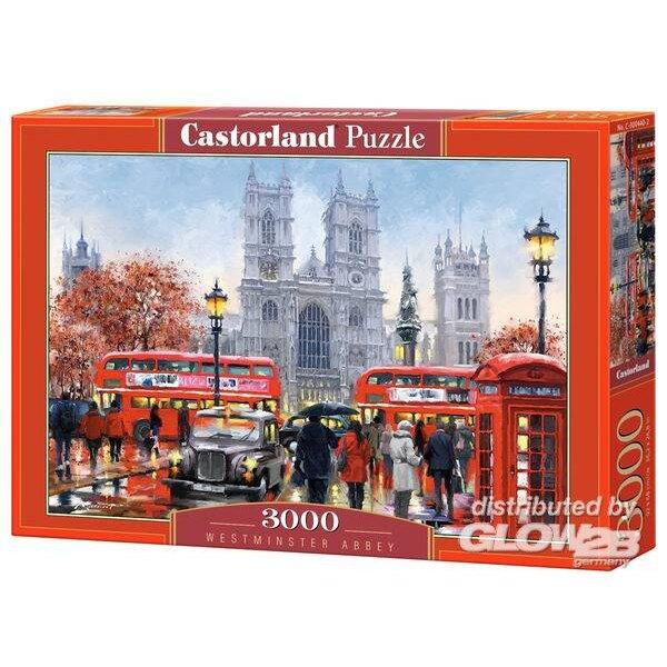l'abbaye de Westminster Puzzle 3000 pièces