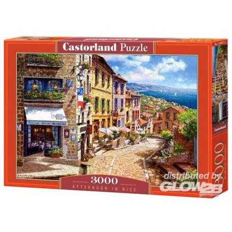Puzzle Après-midi à Nice, puzzle 3000 pièces